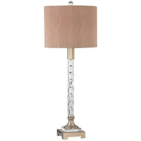 Dimond Brooke Champagne Gold Buffet Lamp