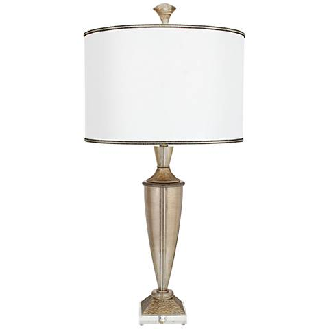 Top Design Tiffany Gold Metal Table Lamp