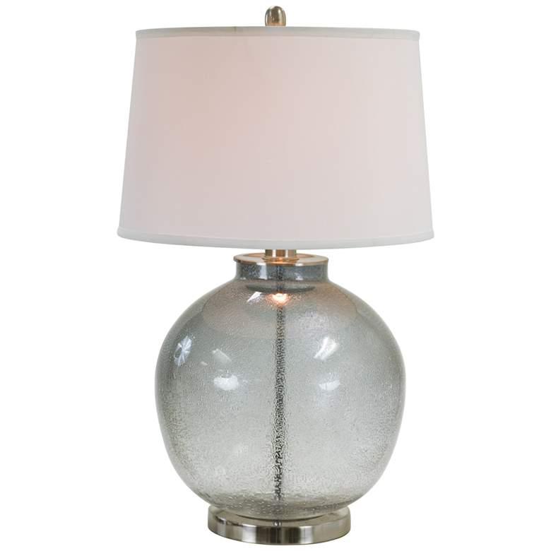 Henrik Gray Water Bubble Glass Table Lamp
