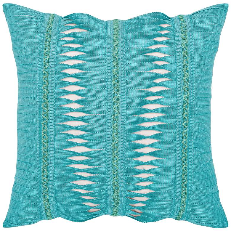 "Gladiator Aruba 20"" Square Indoor-Outdoor Pillow"