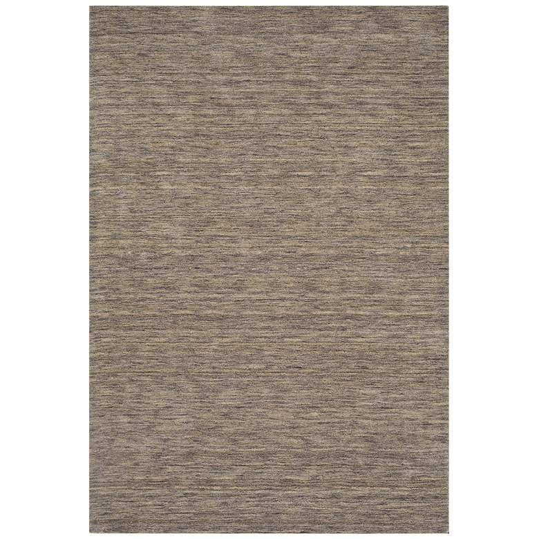 Dalyn Rafia RF100GR Hand-Loomed Granite Wool Area Rug