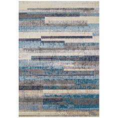 """Dalyn Lavita Woven LV90 5'3"""" x 7'7"""" Multi-Color Area Rug"""