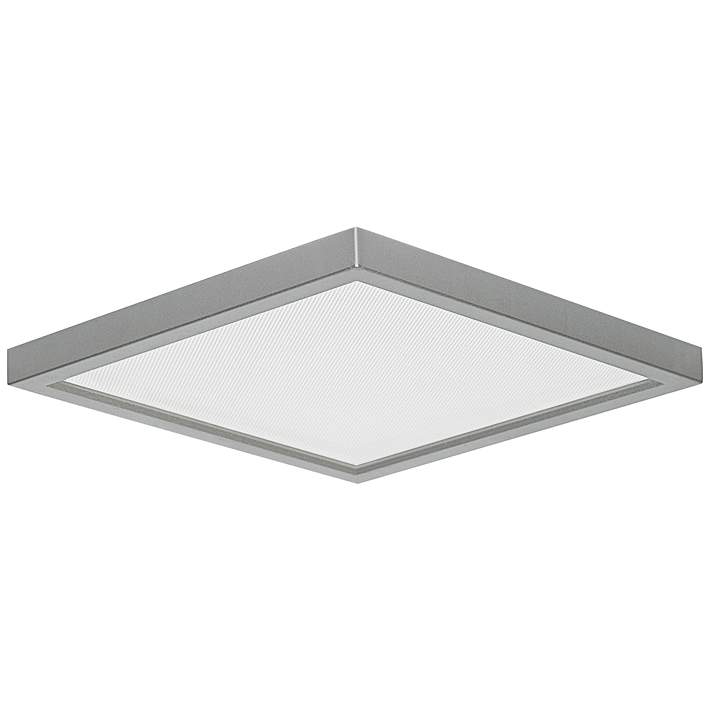 W Nickel 15w Led Surface Mount Light