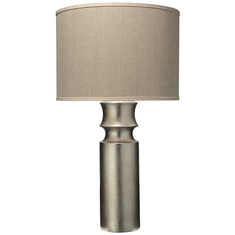 Jamie Young Tower Champagne Leaf Deco-Style Table Lamp