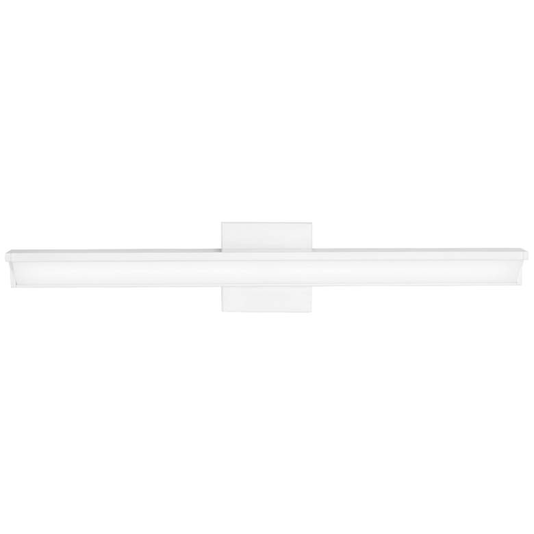 "Tech Lighting Yukon 25""W White LED Bath Light"
