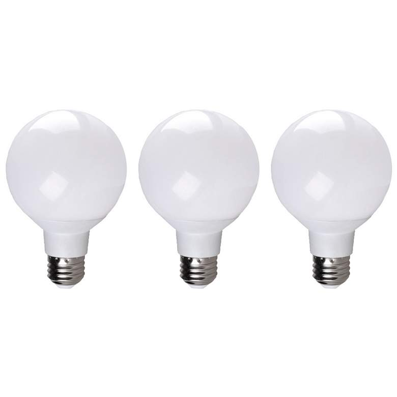 40W Equivalent 6W LED Dimmable Standard Globe Bulb