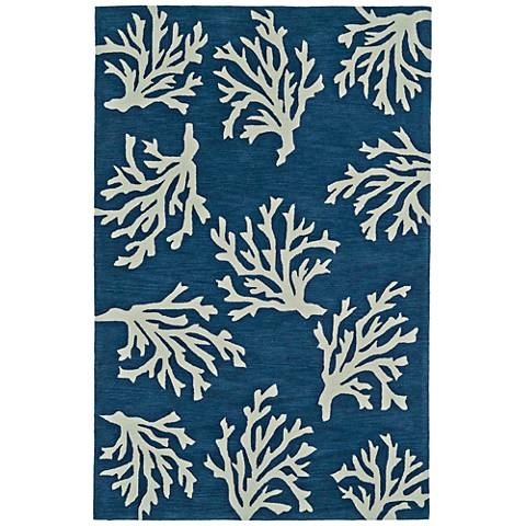 Dalyn Seaside Baltic Coral Rectangle Area Rug