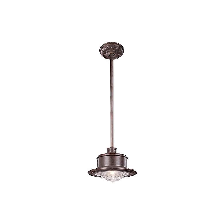 "South Street 6 1/2"" High Hanging Outdoor Light"