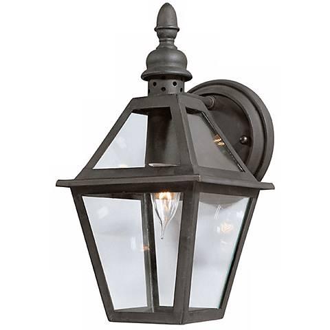 """Townsend 13"""" High Outdoor Wall Light"""