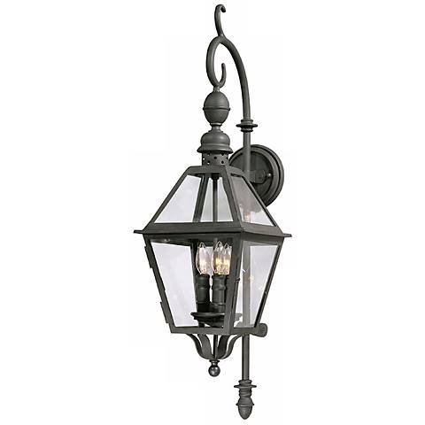 """Townsend 33"""" High Large Outdoor Wall Lantern"""
