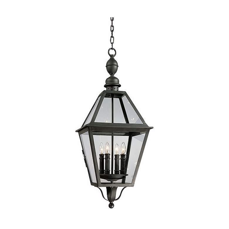 """Townsend 34"""" High Outdoor Hanging Light"""