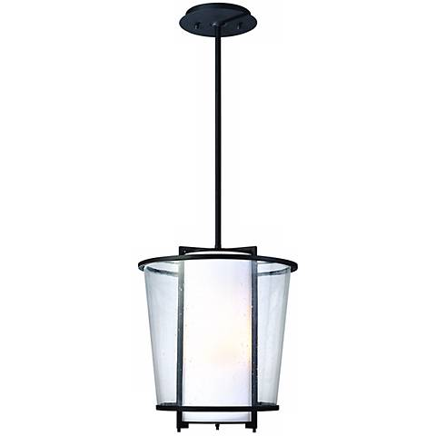 "Bennington 15.25"" High Fluorescent Outdoor Hanging Light"