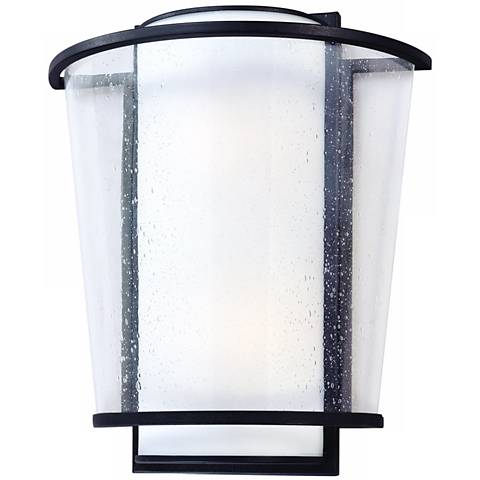 "Bennington Wall 15 1/4"" High Fluorescent Outdoor Wall Light"