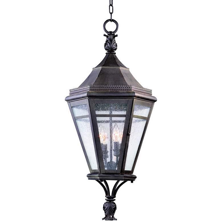 "Morgan Hill 32 1/2"" High Hanging Outdoor Light"