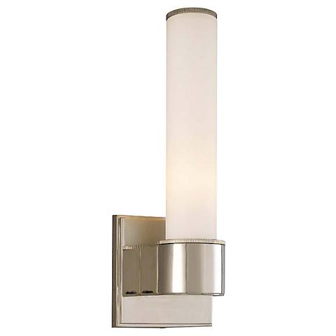 Mill Valley 1-Light ADA Compliant Polished Nickel Sconce
