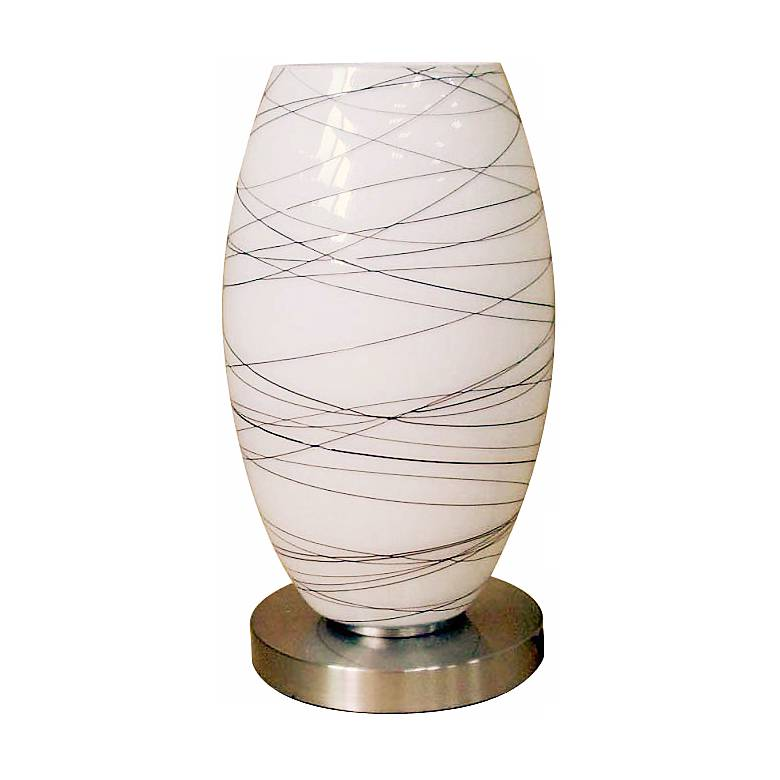 Lite Source Gia Contemporary Accent Table Lamp