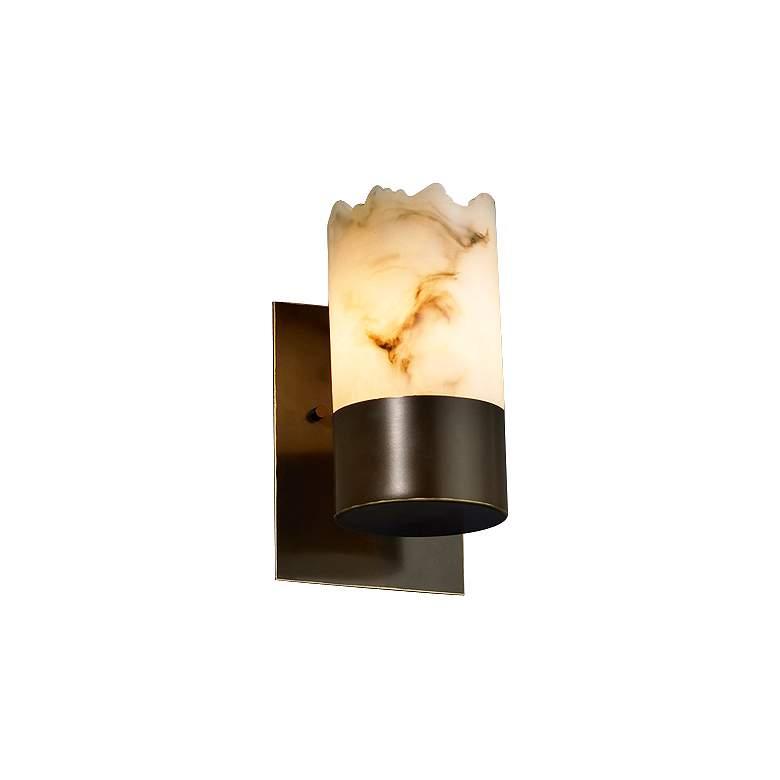 "LumenAria Collection Dakota 9 3/4"" High Wall Sconce"