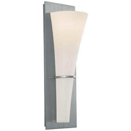 Barrington Brushed Steel Lighting Collection