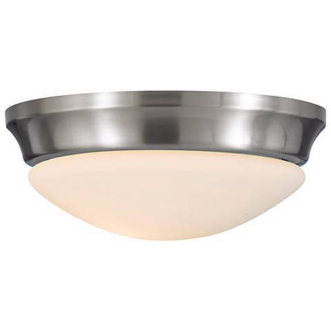 "Feiss Barrington 16 1/2"" Diameter Flushmount Ceiling Fixture"