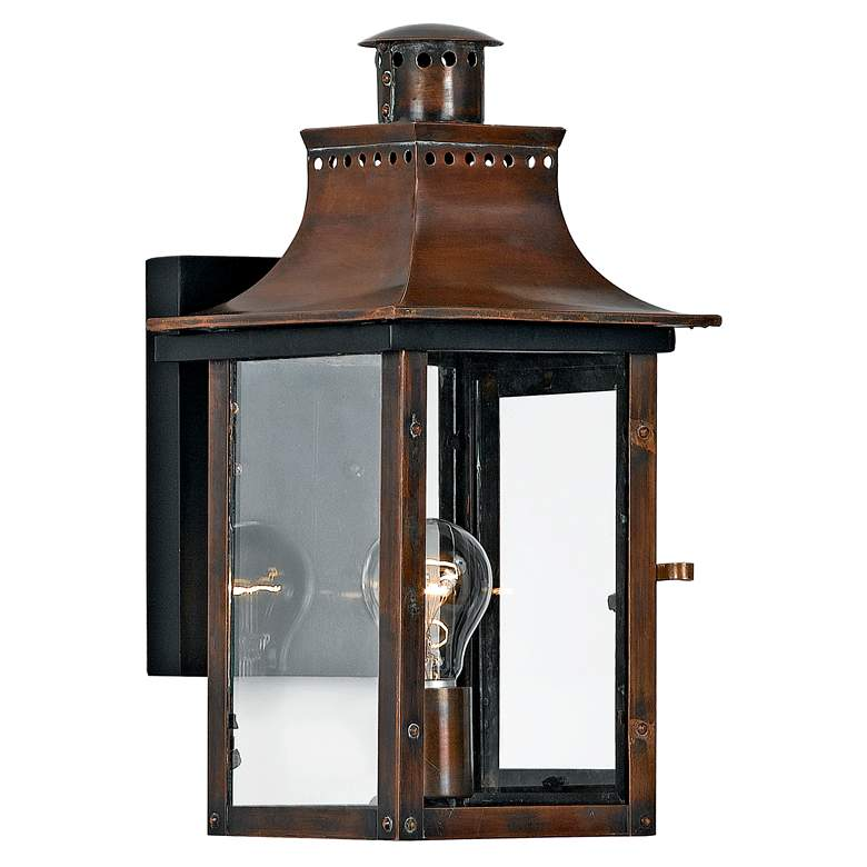 """Chalmers Collection 16 1/2"""" High Outdoor Wall Light"""