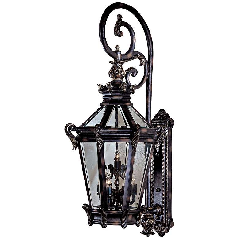 """Stratford Hall 63 1/4"""" High Large Outdoor Wall Light"""