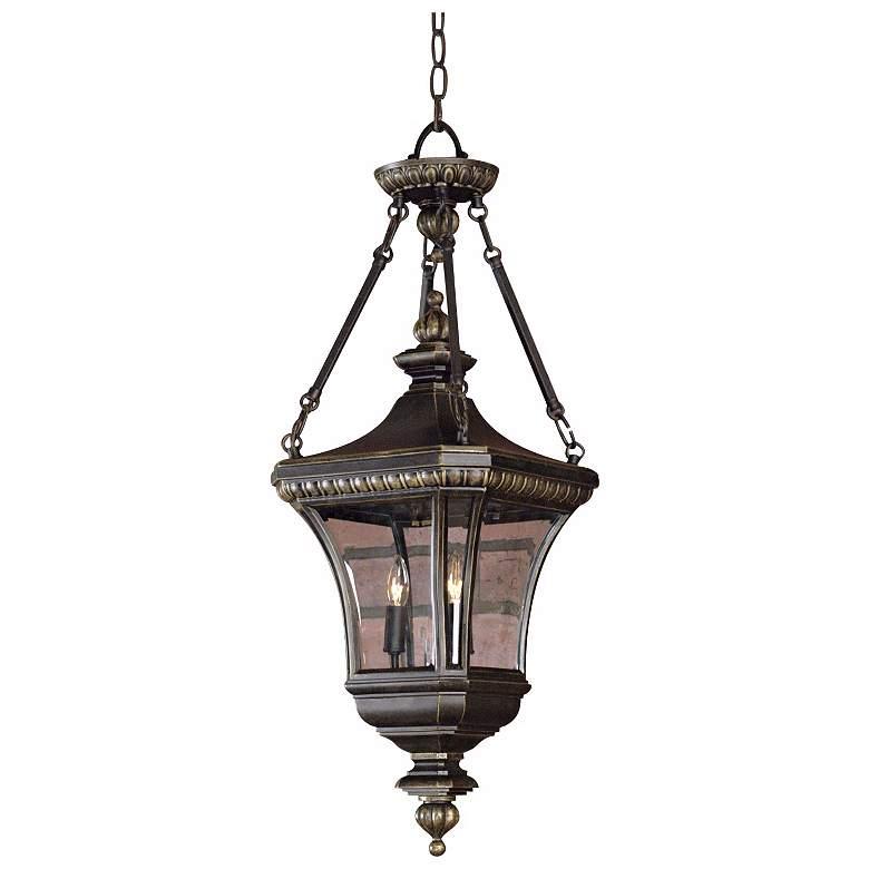 "Devon Collection 31"" High Outdoor Hanging Light"