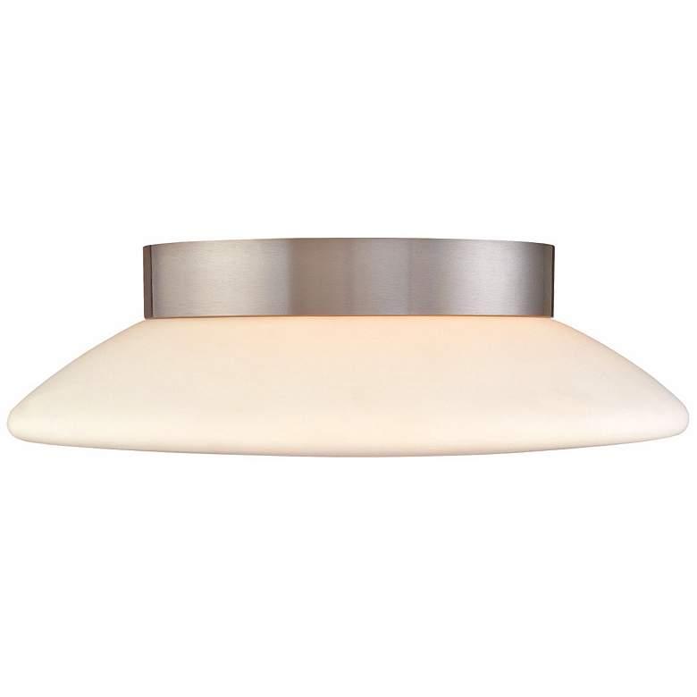 "Sonneman Wedge 14"" Surface Ceiling Light Fixture"