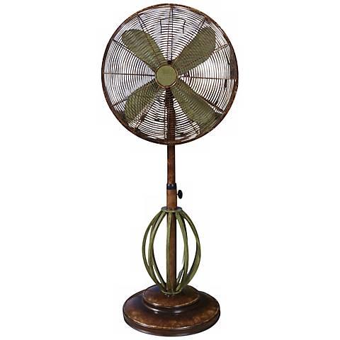 Playa Adjustable Outdoor Standing Fan