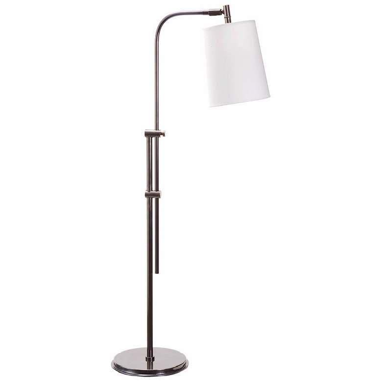 Rheus II Adjustable Downbridge Pharmacy Style Floor Lamp