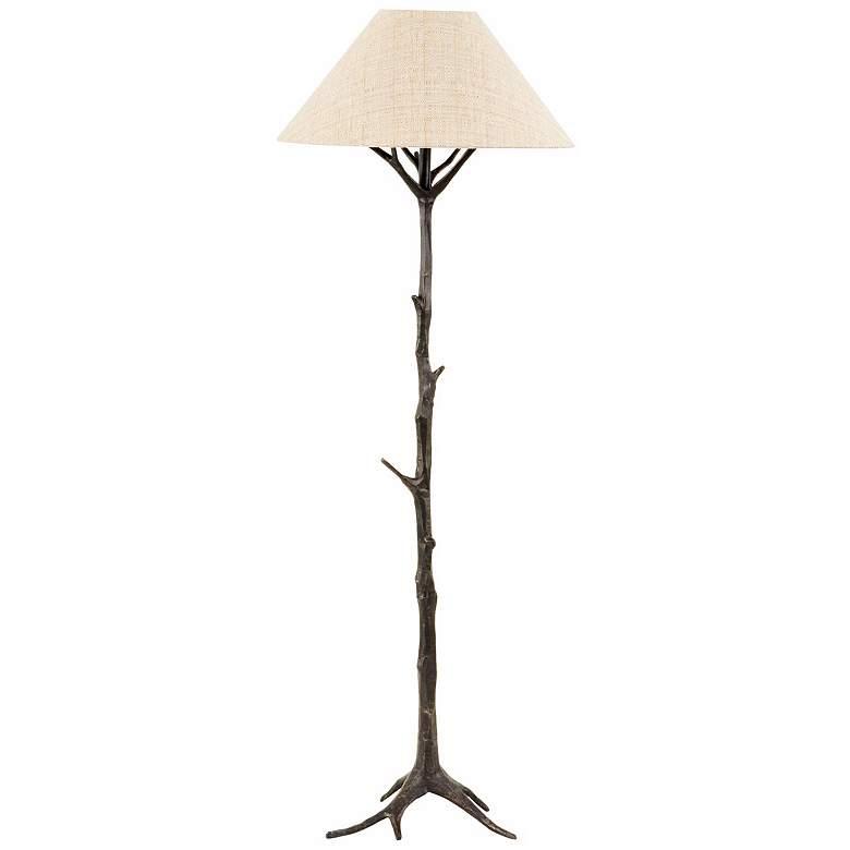Promise Iv Floor Lamp Bronze