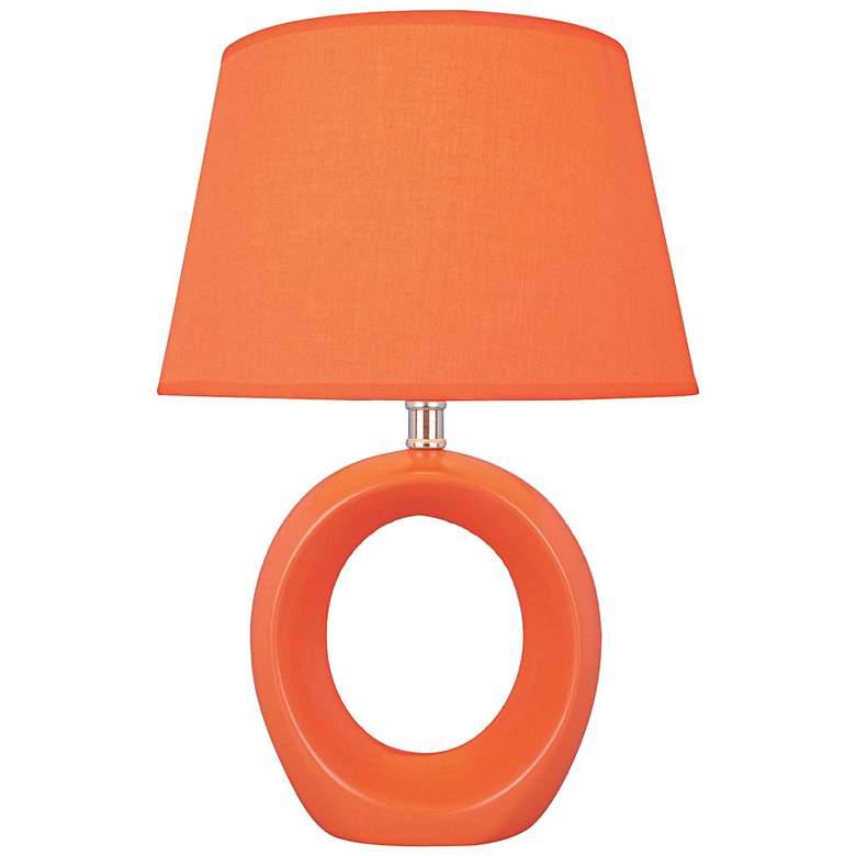 Lite Source Kito Orange Accent Table Lamp