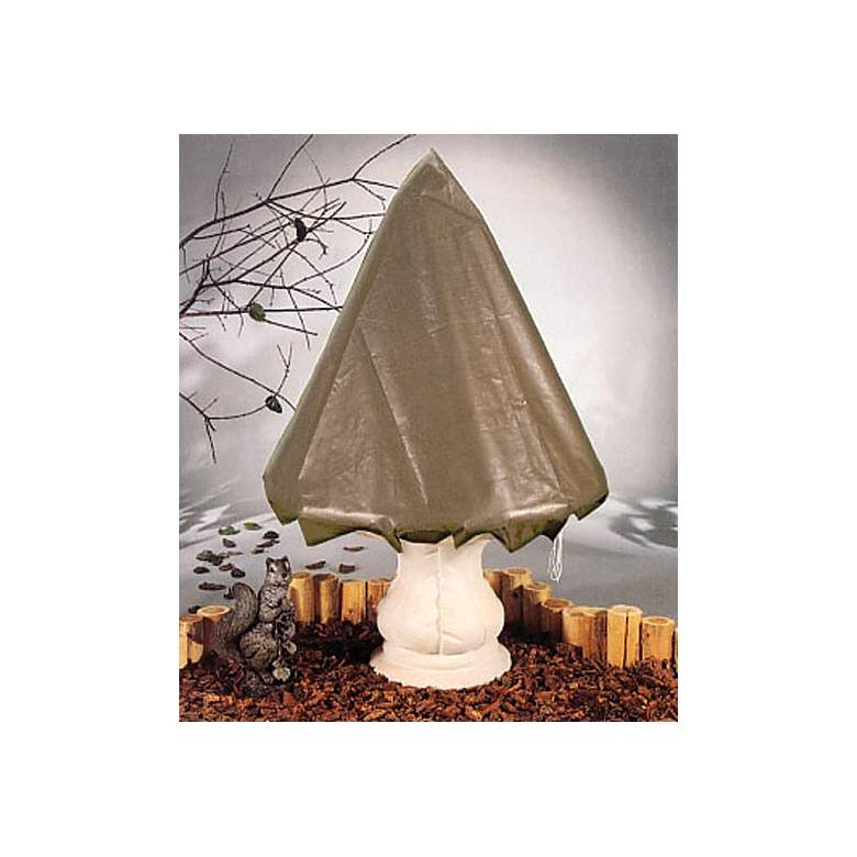 "Henri Studio 66"" High Large Fountain Cover"