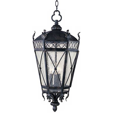 "Rexbury 24 1/2"" High Outdoor Hanging Light"