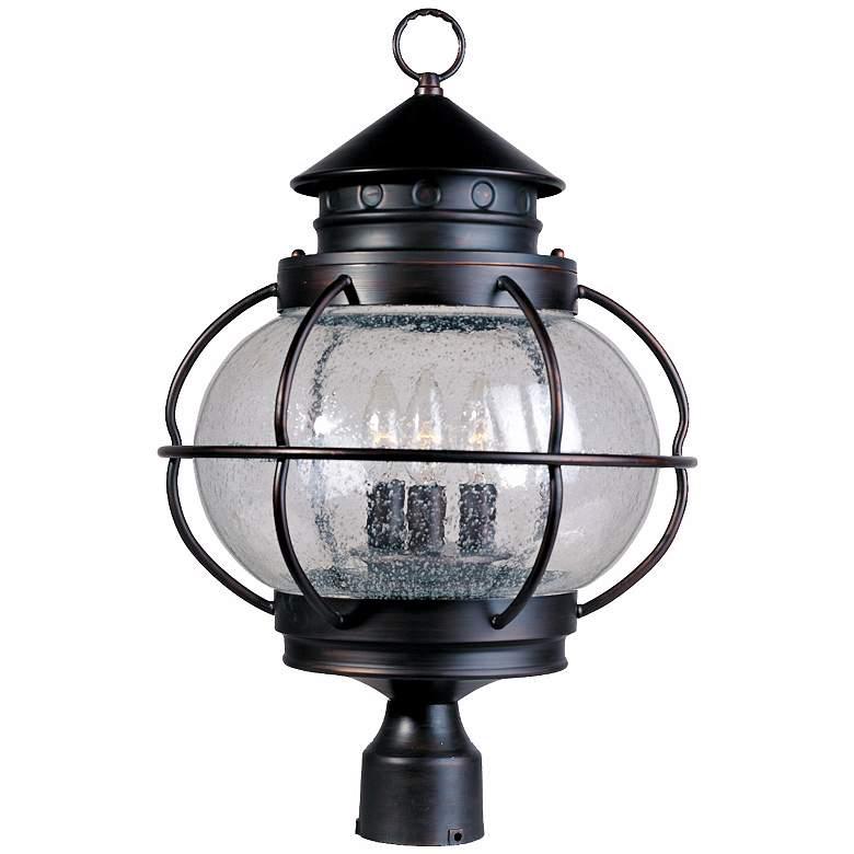 "Portsmouth 22"" High Outdoor Post Lantern"