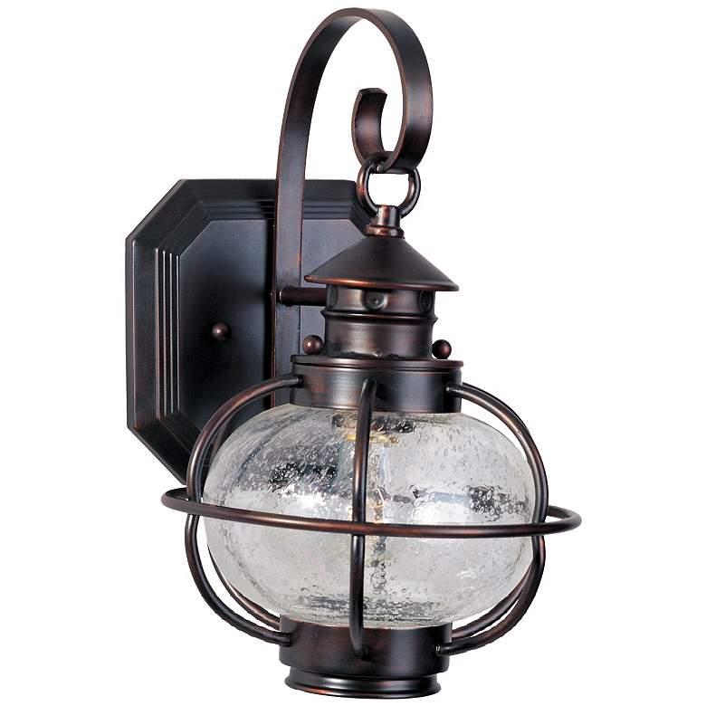"Nautington 13"" High Outdoor Wall Lantern"