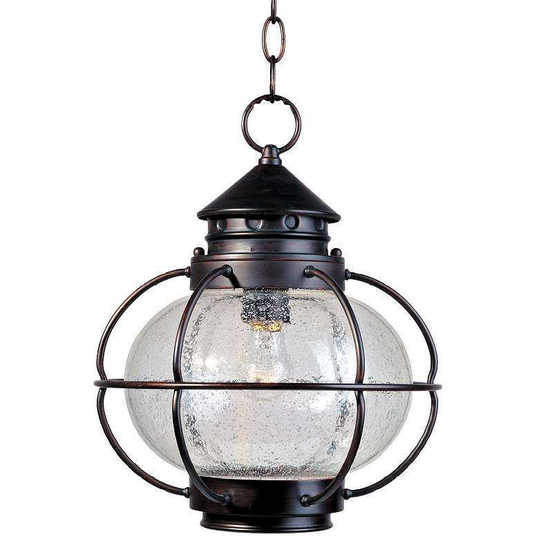 "Portsmouth 14"" High Outdoor Hanging Lantern"