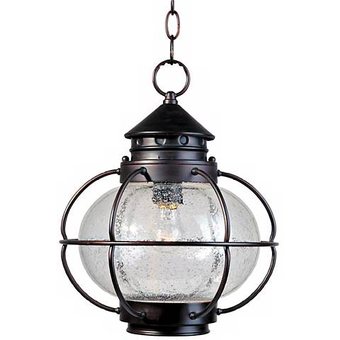 "Portsmouth 14"" High Outdoor Hanging Lantern"