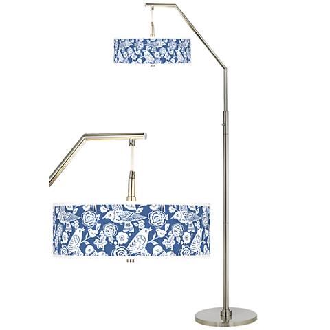 Seedling by thomaspaul Aviary Arc Floor Lamp
