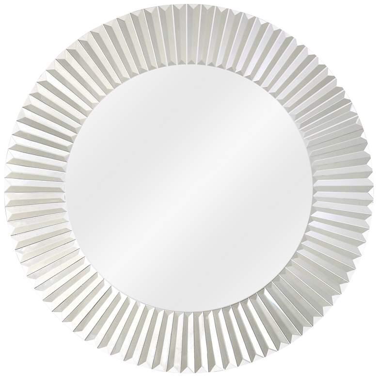 """Bezel Trim 30"""" Round Wall Mirror"""