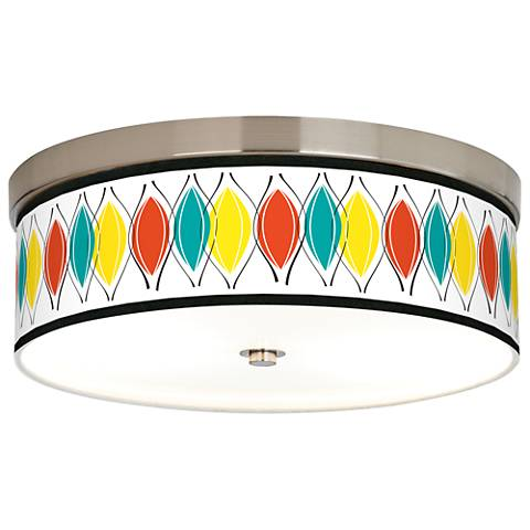 Harmonium Giclee Energy Efficient Ceiling Light