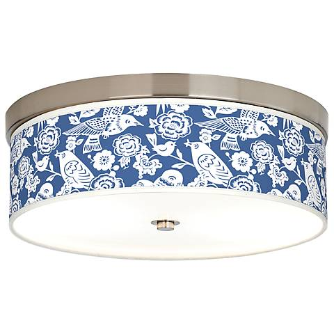 Seedling by thomaspaul Aviary Pattern Ceiling Light