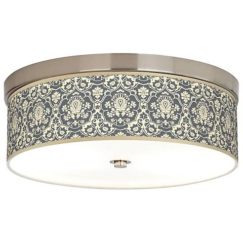 Seedling by thomaspaul Damask Pattern Ceiling Light