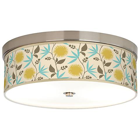 Seedling by thomaspaul Dahlia Ceiling Light