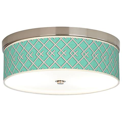 Crossings Giclee Energy Efficient Ceiling Light