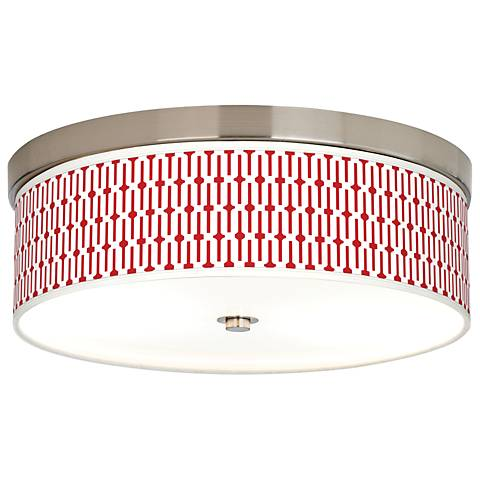 Amaze Giclee Energy Efficient Ceiling Light