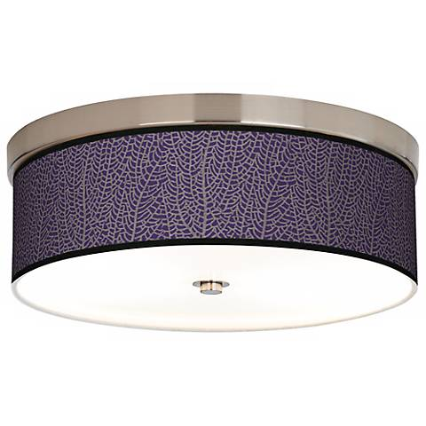 Stacy Garcia Seafan Rich Plum Energy Efficient Light