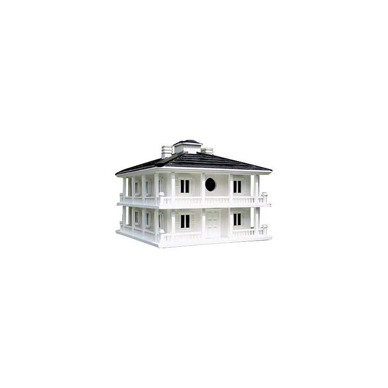Southern Plantation Bird House