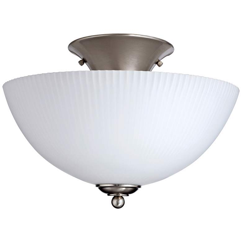 "Elliptis Collection ENERGY STAR 13 1/4"" Wide Ceiling Light"