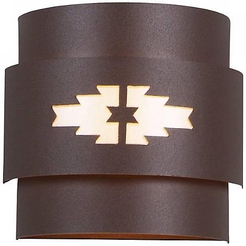 "Northridge Collection 8"" High Outdoor Wall Light"