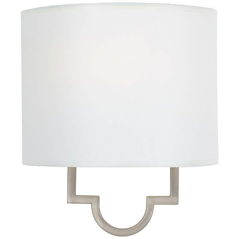 """Millennium Collection Pewter 10"""" High Wall Sconce"""
